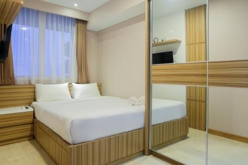 Comfy and Modern 1BR at Lexington Apartment, South Jakarta