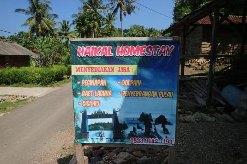 Haikal Homestay, Tanggamus