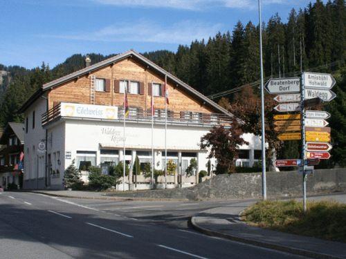 Hotel Restaurant Regina Beatenberg, Interlaken