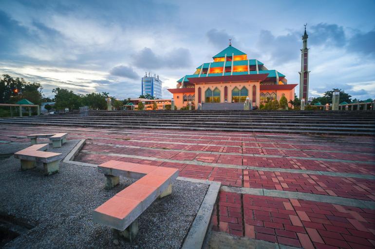 Pang Bayerina Apartments, Batam