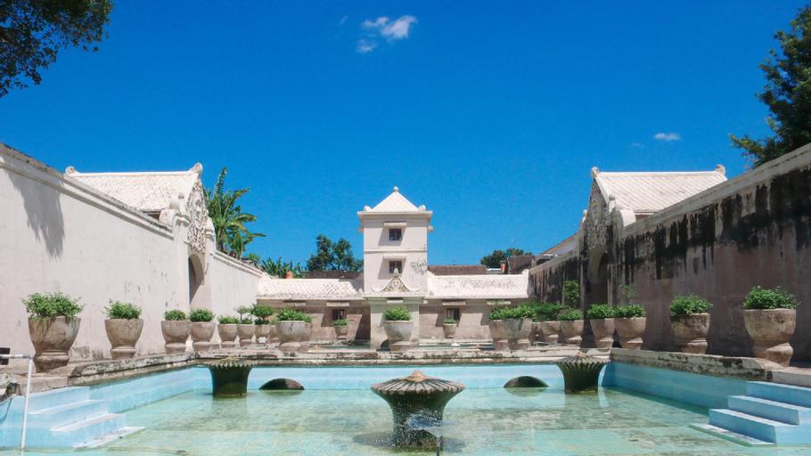 Heritage Pavillion, Yogyakarta