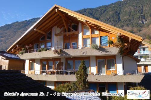 Schwizi's Apartments, Interlaken