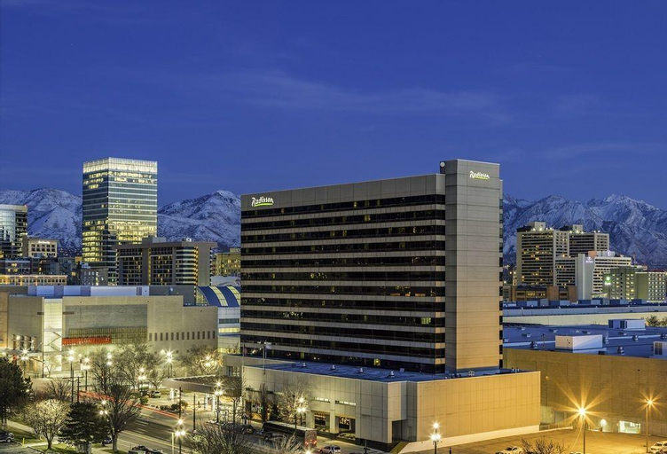 Radisson Hotel Salt Lake City Downtown, Salt Lake