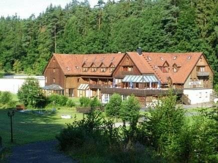 Hotel Im Krummbachtal, Rhön-Grabfeld