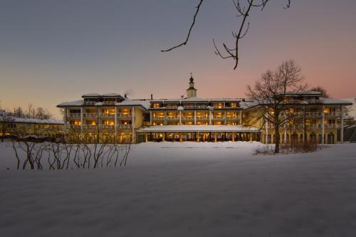 Hotel Hof Weissbad, Appenzell Innerrhoden
