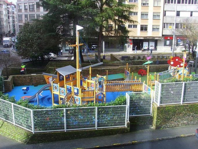 Pension Residencia Fornos, A Coruña