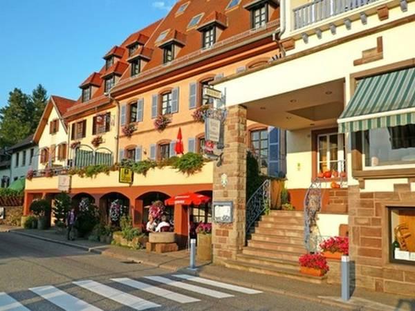 Hôtel Des Vosges, Bas-Rhin