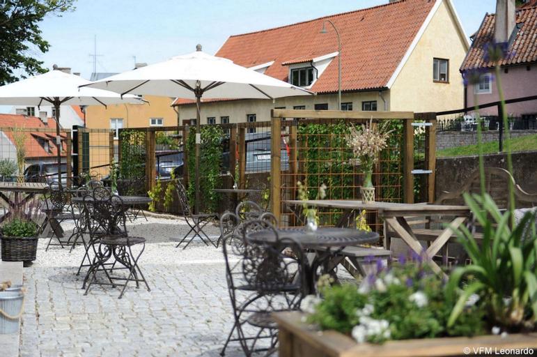 Hotel Slottsbacken, Gotland