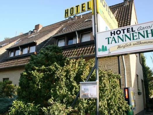 Hotel Tannenhof, Mönchengladbach