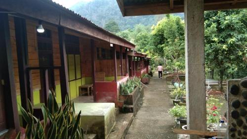 Bamboo River, Langkat