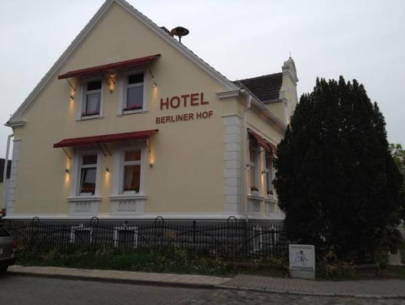 Hotel Berliner Hof Dallgow, Havelland