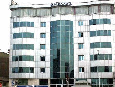Grand Akkoza Hotel, Merkez