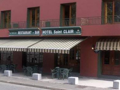 Hotel Saint Clair, Hautes-Pyrénées