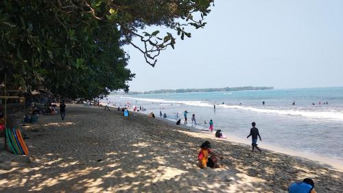 Kondominium Lippo Carita Beach, Pandeglang