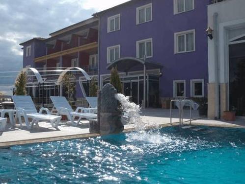Nehir Thermal Hotel & Spa, Merkez
