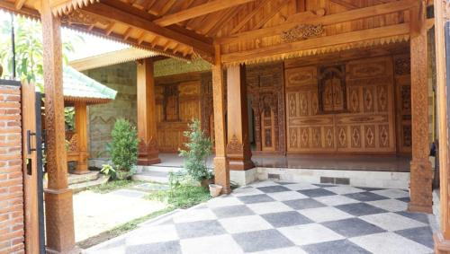 Rosalina Homestay, Banyuwangi