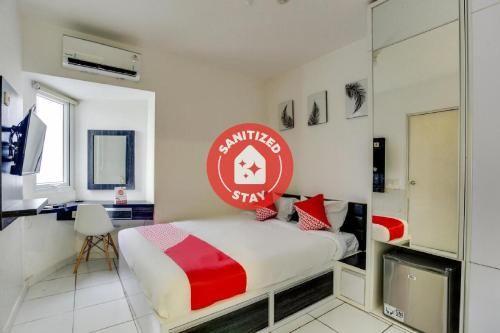 OYO 3247 Afira Rooms Aeropolis, Tangerang
