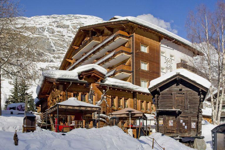Sunstar Hotel Zermatt, Visp