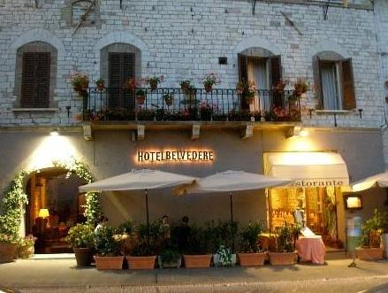 Hotel Belvedere, Perugia