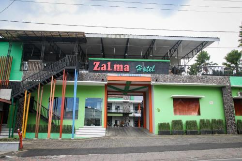 Zalma Hotel, Malang