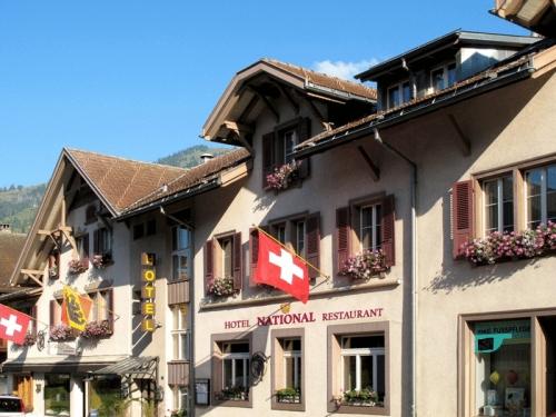 Hotel National, Frutigen