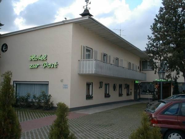 Hotel Restaurant zur Post, Wuppertal