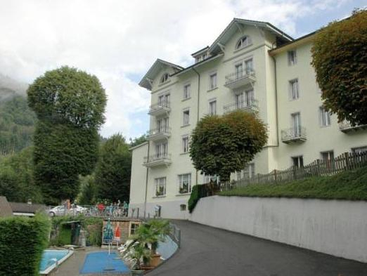 Hotel Schönbühl, Interlaken