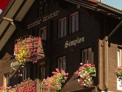 Simplon House, Frutigen