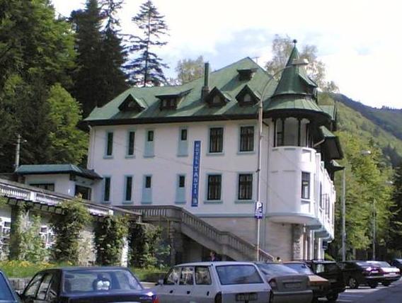 Hotel Tantzi, Sinaia