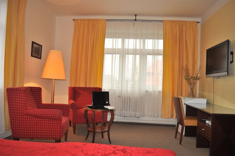 Hotel Svornost, Praha 14