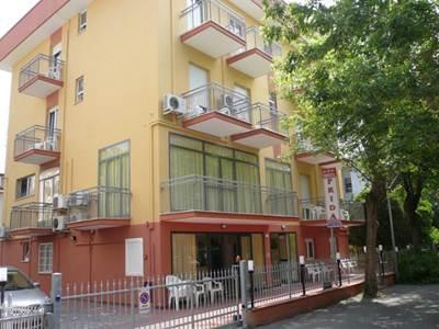 Hotel Frida, Rimini
