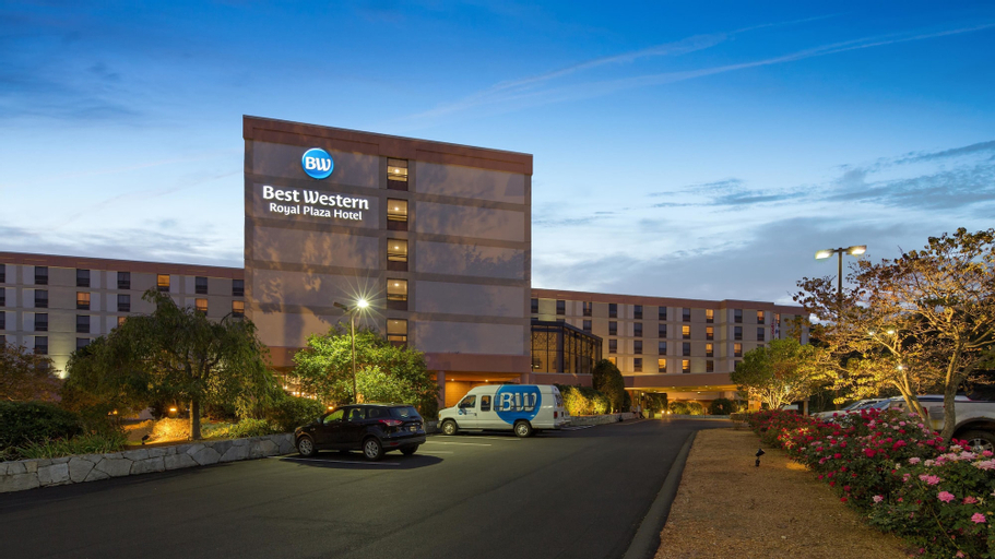 Best Western Royal Plaza Hotel & Trade Center, Middlesex