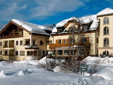 Hotel Bellavista, Maloja
