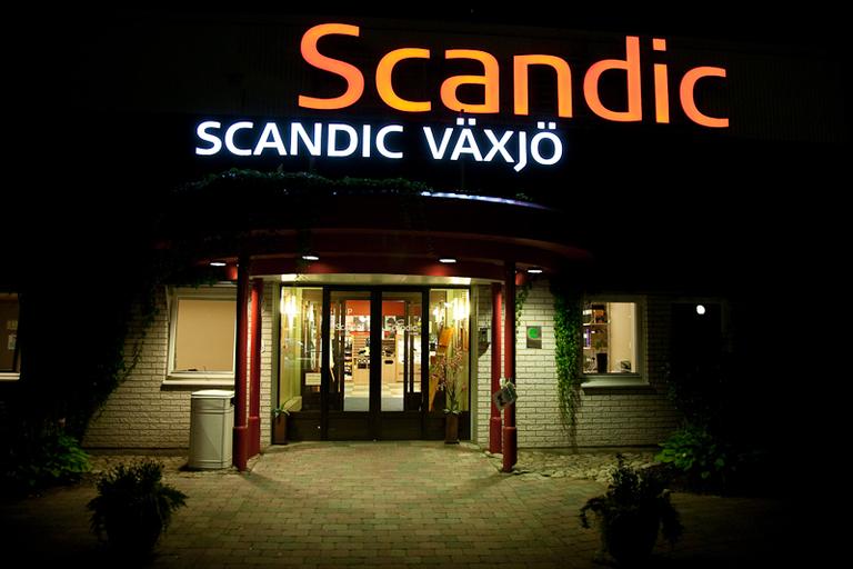 Scandic Växjö, Växjö