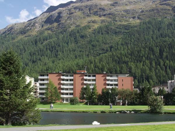 Ferienwohnung St. Moritz, Maloja