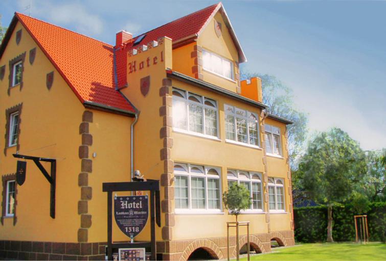 Binzhotel Landhaus Waechter, Vorpommern-Rügen
