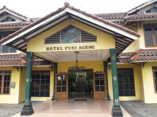 Hotel Puri Ageng, Yogyakarta