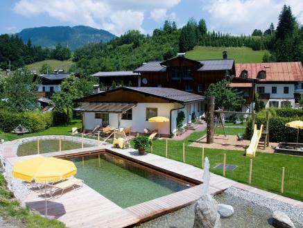 Appartementhaus Trixl, Kitzbühel
