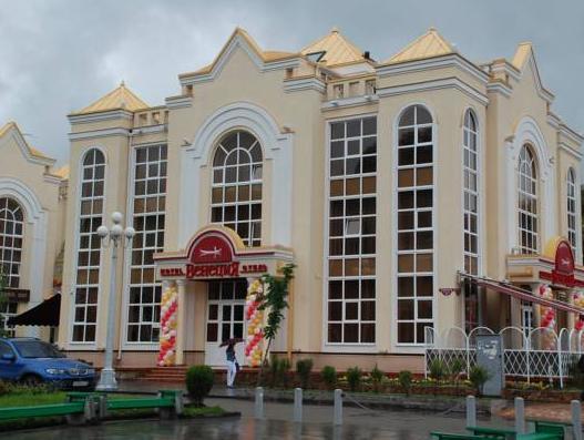 Venecia Hotel, Kislovodsk