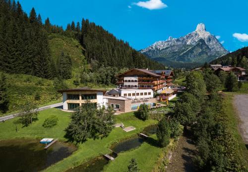 Landhotel Alpenhof Filzmoos, Sankt Johann im Pongau