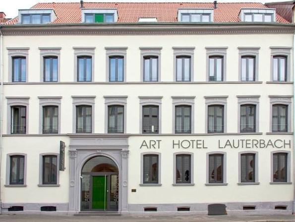 Art Hotel Lauterbach, Kaiserslautern