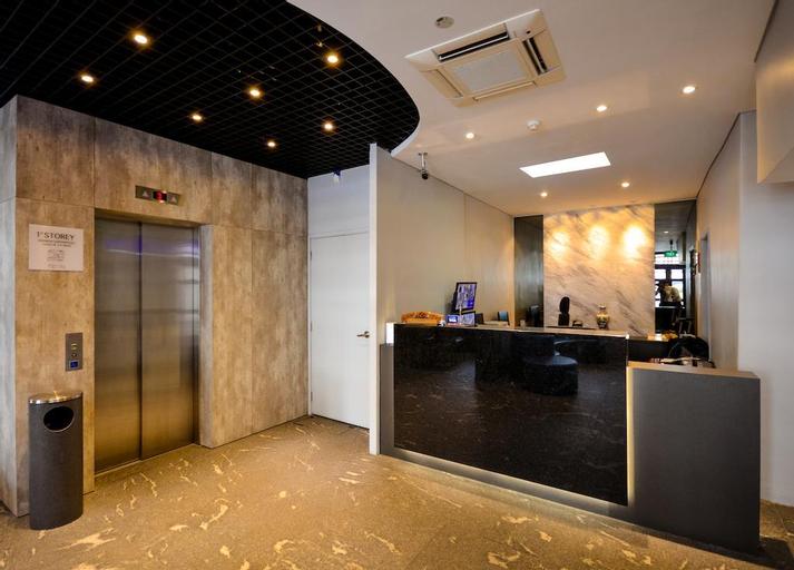 The Keong Saik Hotel (SG Clean Certified), Singapore