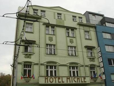 Hotel Michle, Praha 4