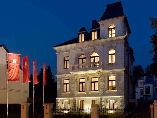 Boutique Hotel Villa am Ruhrufer Golf & Spa, Mülheim an der Ruhr