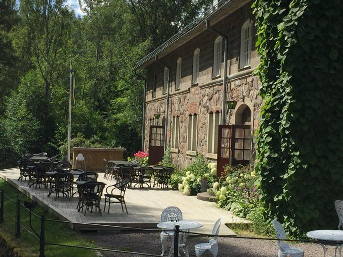 Kungskvarnen Borgvik, Grums