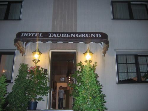 Airport-Hotel zum Taubengrund, Groß-Gerau
