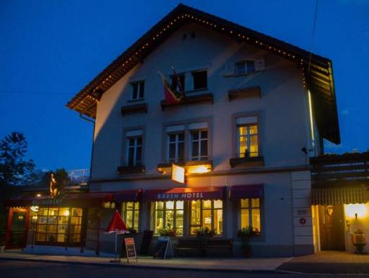 Gasthof Baren, Oberhasli