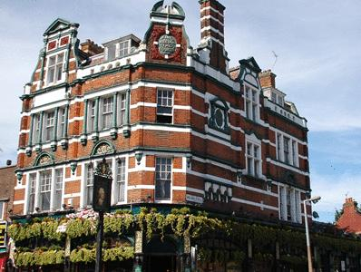 King William IV Pub And Brewery, London