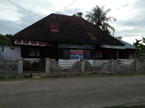 Rumah Singgah Kampung Jao, Pesisir Selatan