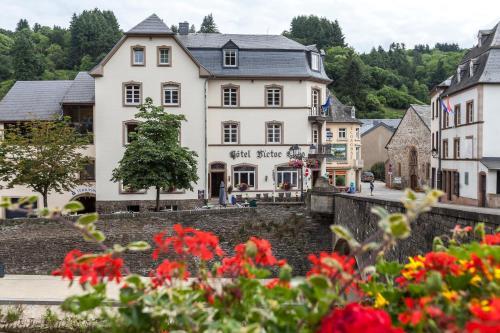 "Hotel - Restaurant "" Victor Hugo"", Vianden"